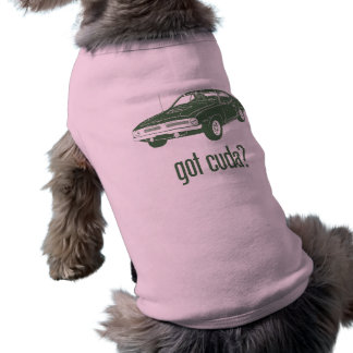 Plymouth 1970 Hemi Cuda Camisas De Mascota