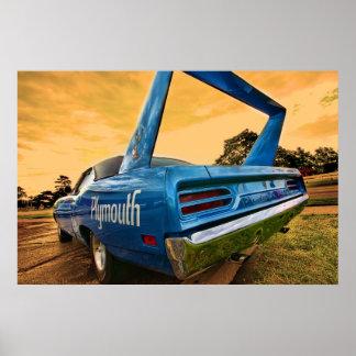 Plymouth 1970 Superbird Impresiones