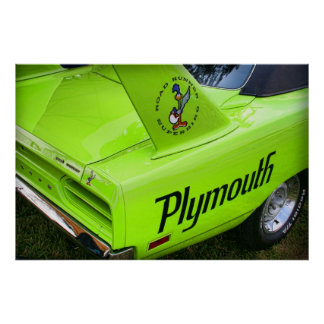 Plymouth 1970 Superbird Posters