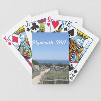 Plymouth Baraja Cartas De Poker