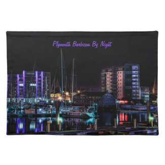 Plymouth Barbican View Place Mats
