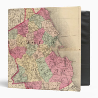 Plymouth County 3 Ring Binder