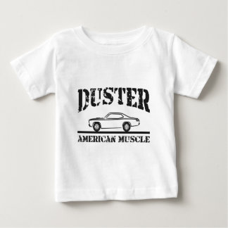 Plymouth Duster American Muscle Car Baby T-Shirt