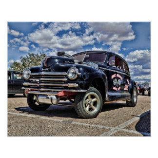 Plymouth Gasser Poster