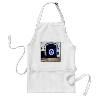 Plymouth Gin Adult Apron