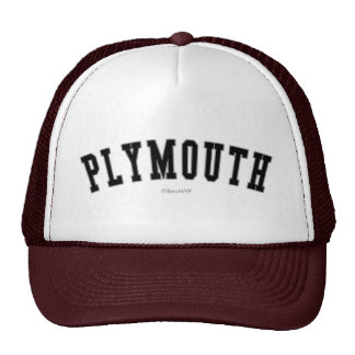Plymouth Gorro De Camionero