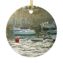 Plymouth Harbour Christmas Ornament