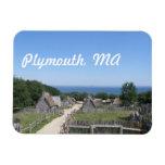 Plymouth Imán Flexible