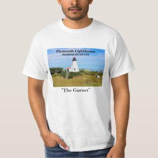 "Plymouth Lighthouse, ""The Gurnet"", MA T-Shirt"