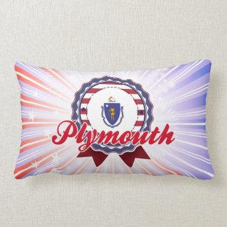 Plymouth, mA Almohada