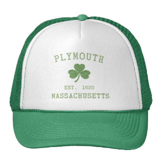 Plymouth MA Hat