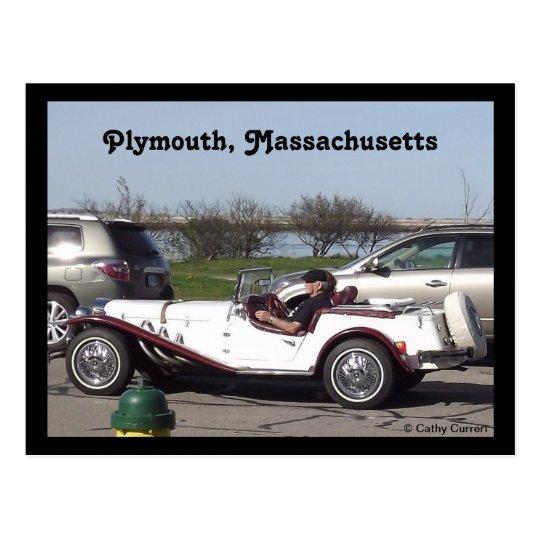 Plymouth, Massachusetts Postcard