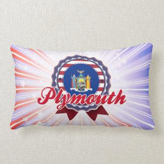 Plymouth, NY Almohada