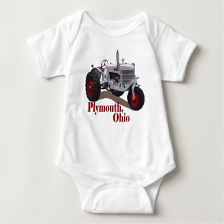 Plymouth, Ohio Baby Bodysuit