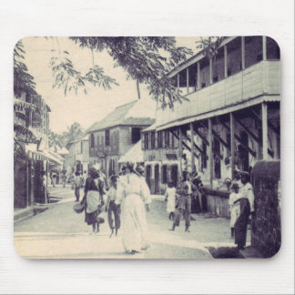 Plymouth - Parliament Street Mouse Pad