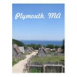 Plymouth Postcard
