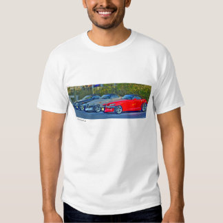 Plymouth Prowlers Lined Up Ready to Roll Tshirt