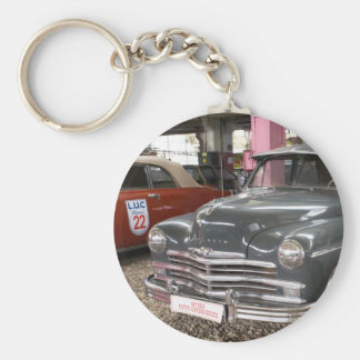 Plymouth Special De Luxe. Construido en 1949 Llavero