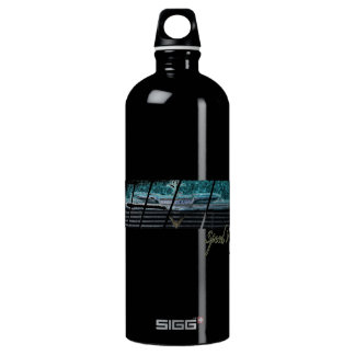 Plymouth Station Wagon front grill, 1 litre bottle