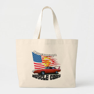 Plymouth Superbird Large Tote Bag