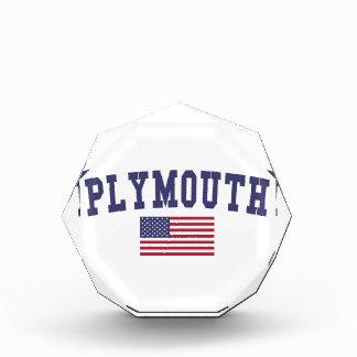 Plymouth US Flag Award