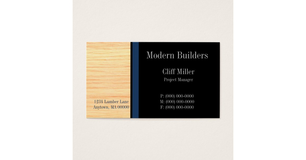 Marine Business Cards & Templates | Zazzle