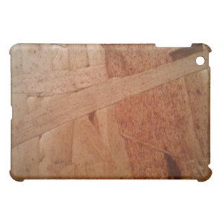 Plywood iPad Mini Cover