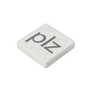 plz.ai stone magnet