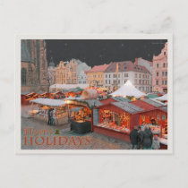 Plzen - Christmas Market Lights - HH