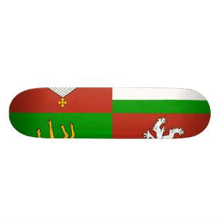 Plzen Region, Czech Skateboards