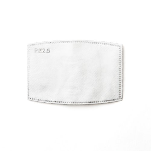 PM 2.5 Face Mask Filters