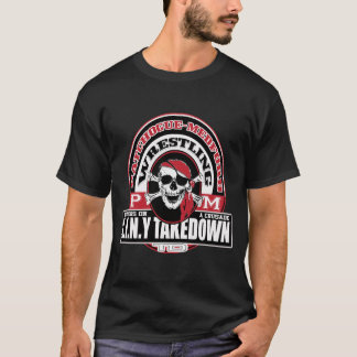pm pirate wrestling T-Shirt