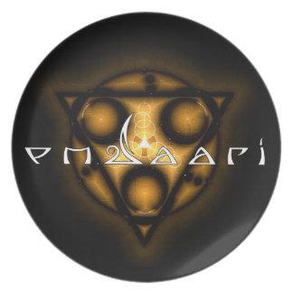 PM SAARI - Plate