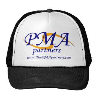 PMA Partners Apparel Trucker Hat