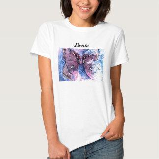 PMACarlson Cecropia Moth Bride T Tee Shirts