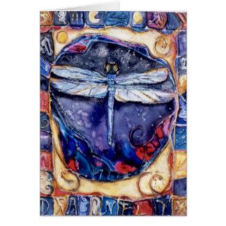 PMACarlson Dragonfly ICard Card