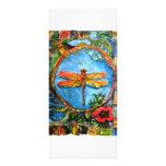PMACarlson Dragonfly II Bookmarker Custom Rack Card