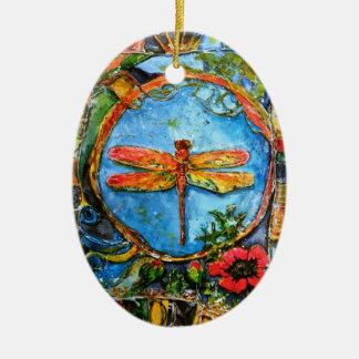PMACarlson Dragonfly II Ornament