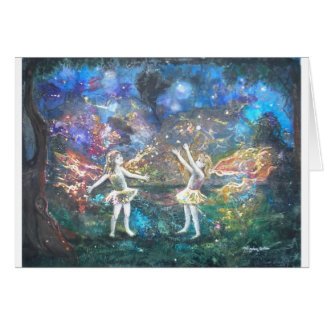 PMACarlson Firefly Frolic Greeting Cards