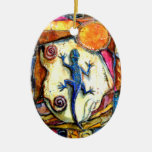 PMACarlson Gecko Ornament