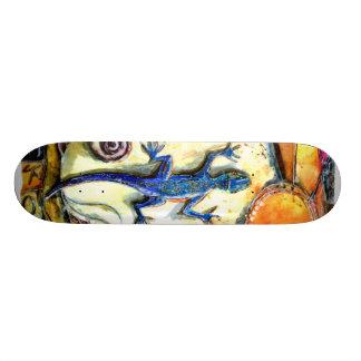 PMACarlson Gecko Skateboard