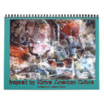 PMACarlson  Inspired by Native American Culture Ca Calendar