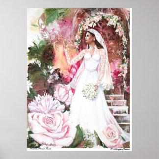 PMACarlson Kate la princesa Bride Poster