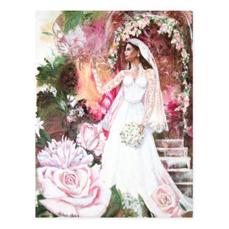 PMACarlson Kate the Princess Bride Postcard