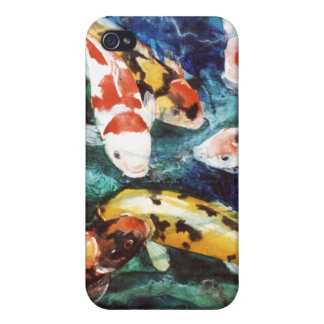 PMACarlson Koi 11 iphone Case iPhone 4/4S Case