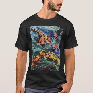 PMACarlson Koi t shirt