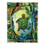 PMACarlson  Little Brother Turtle Poster