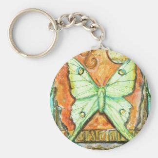 PMACarlson Luna Moth Keychain