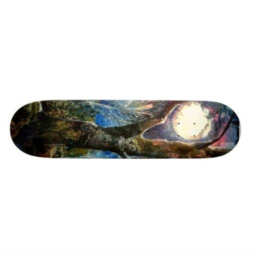 PMACarlson Moonshine Skateboard