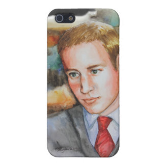 PMACarlson Prince William iphone Case